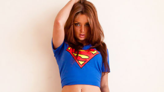 british teen carmen sanchez poses for spunky angels